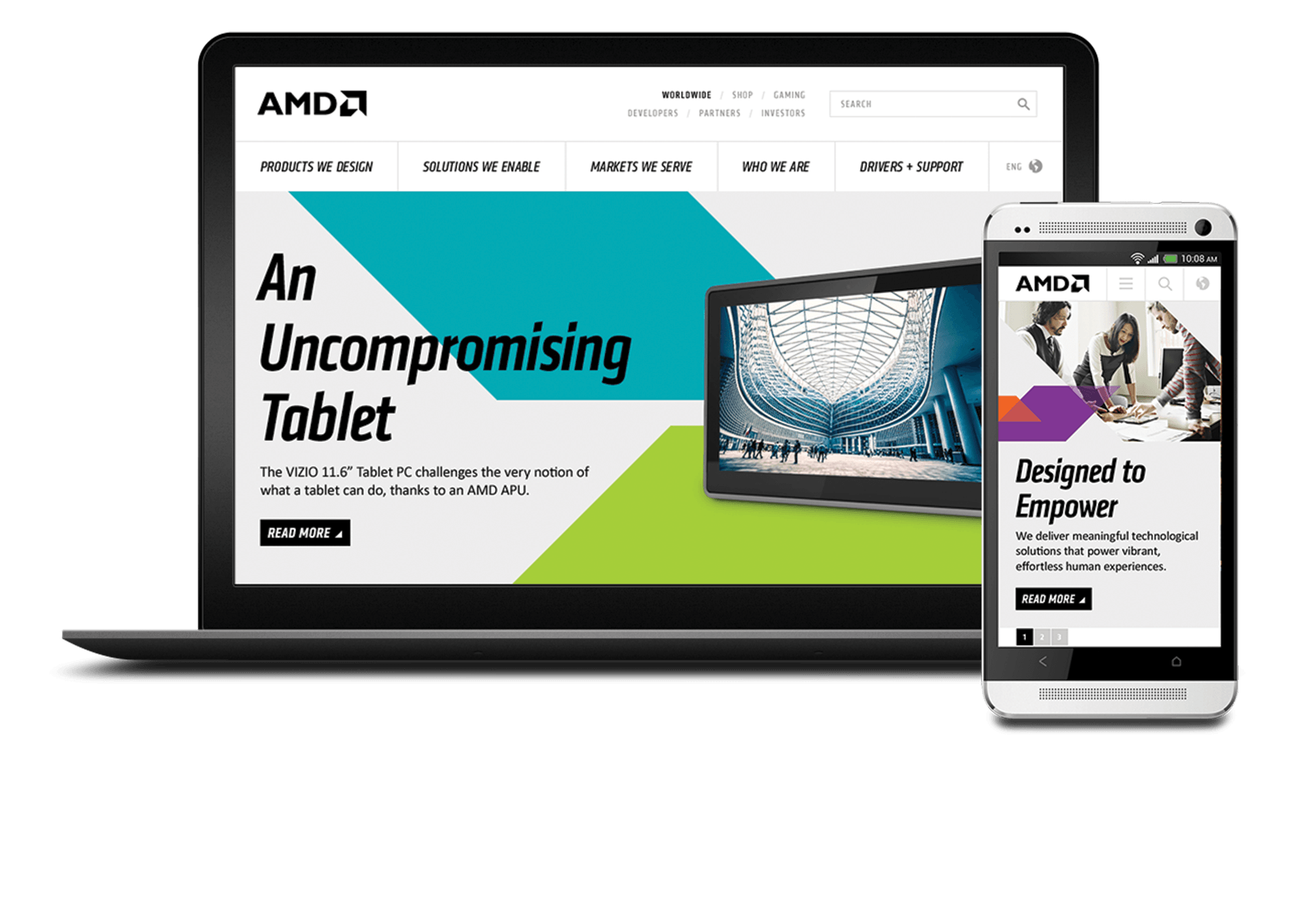 AMD_Website